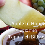 An Apple In Honey As A Metaphor Of Human Behavior